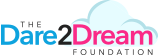 The Dare2Dream Foundation Logo